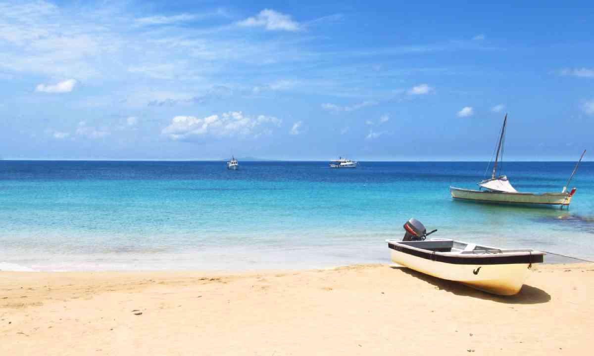 Little Corn Island Beach (Shutterstock)