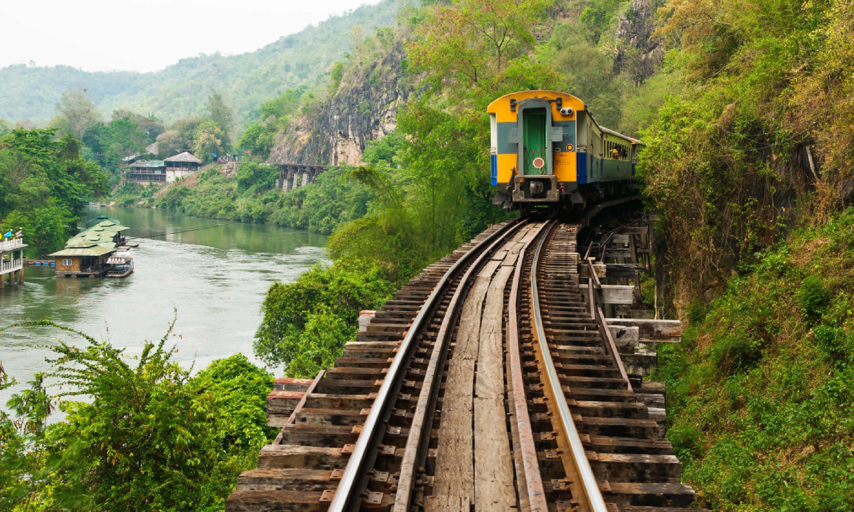 Thai railway (Shutterstock)