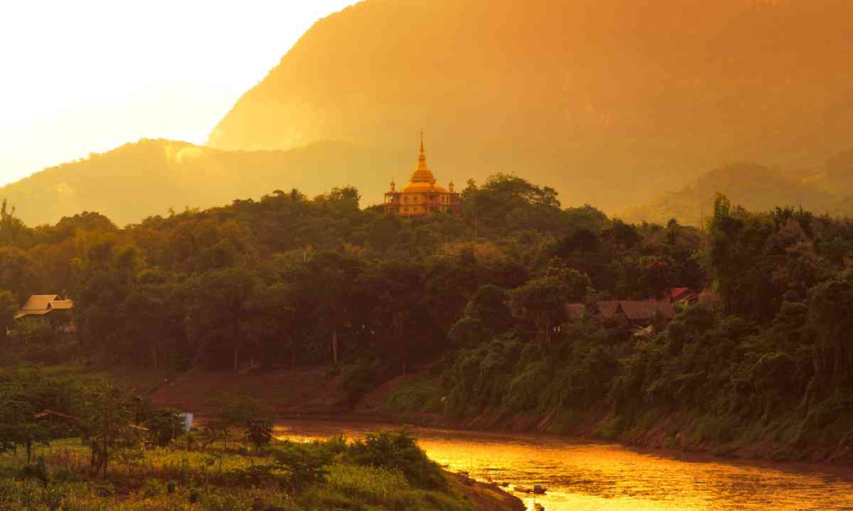 Luang Prabang (Shutterstock)