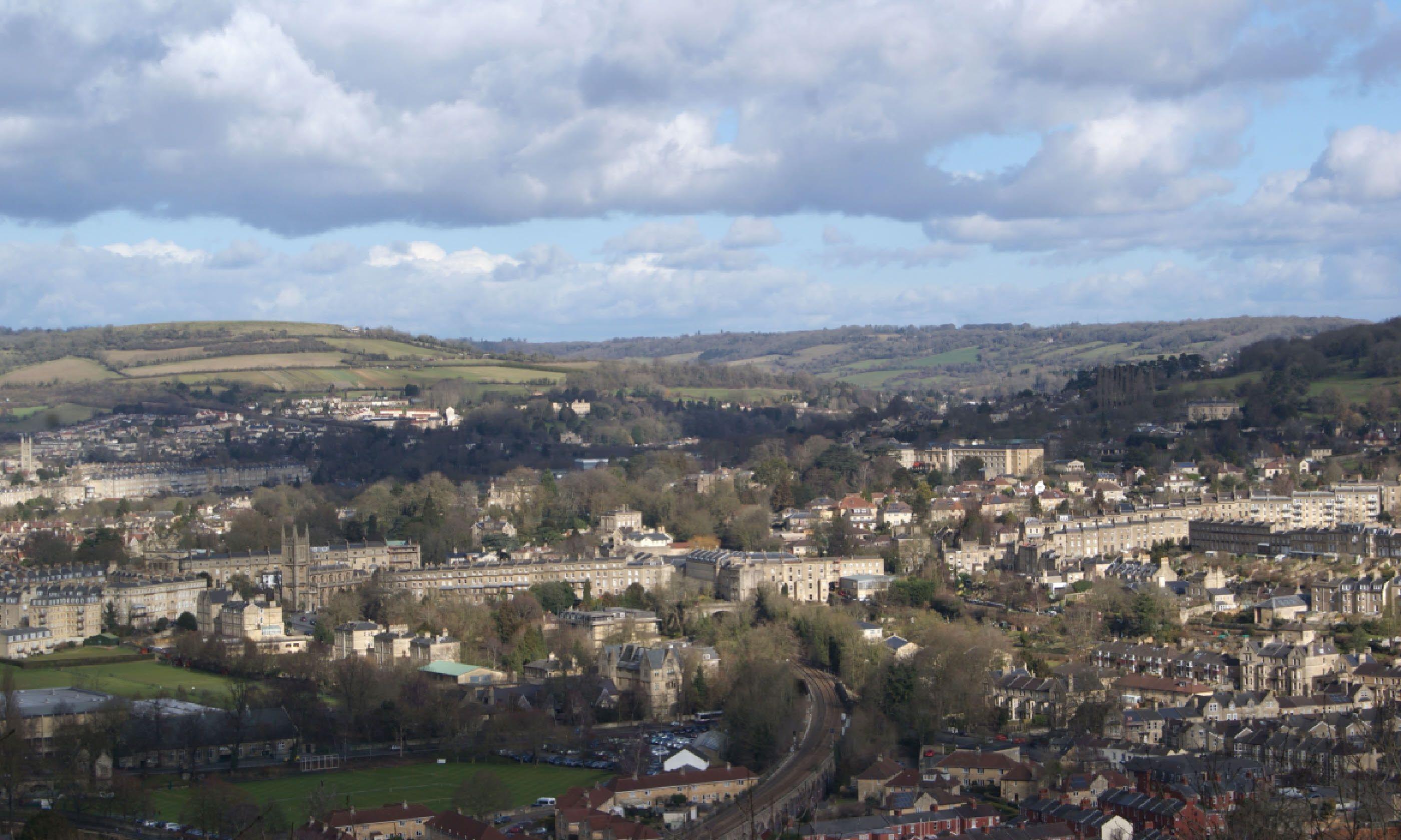 View from Alexandra Park (Emma Higgins)