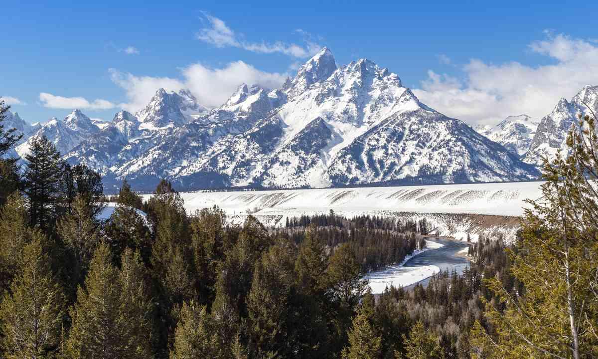 Western Wyoming (Shutterstock.com)