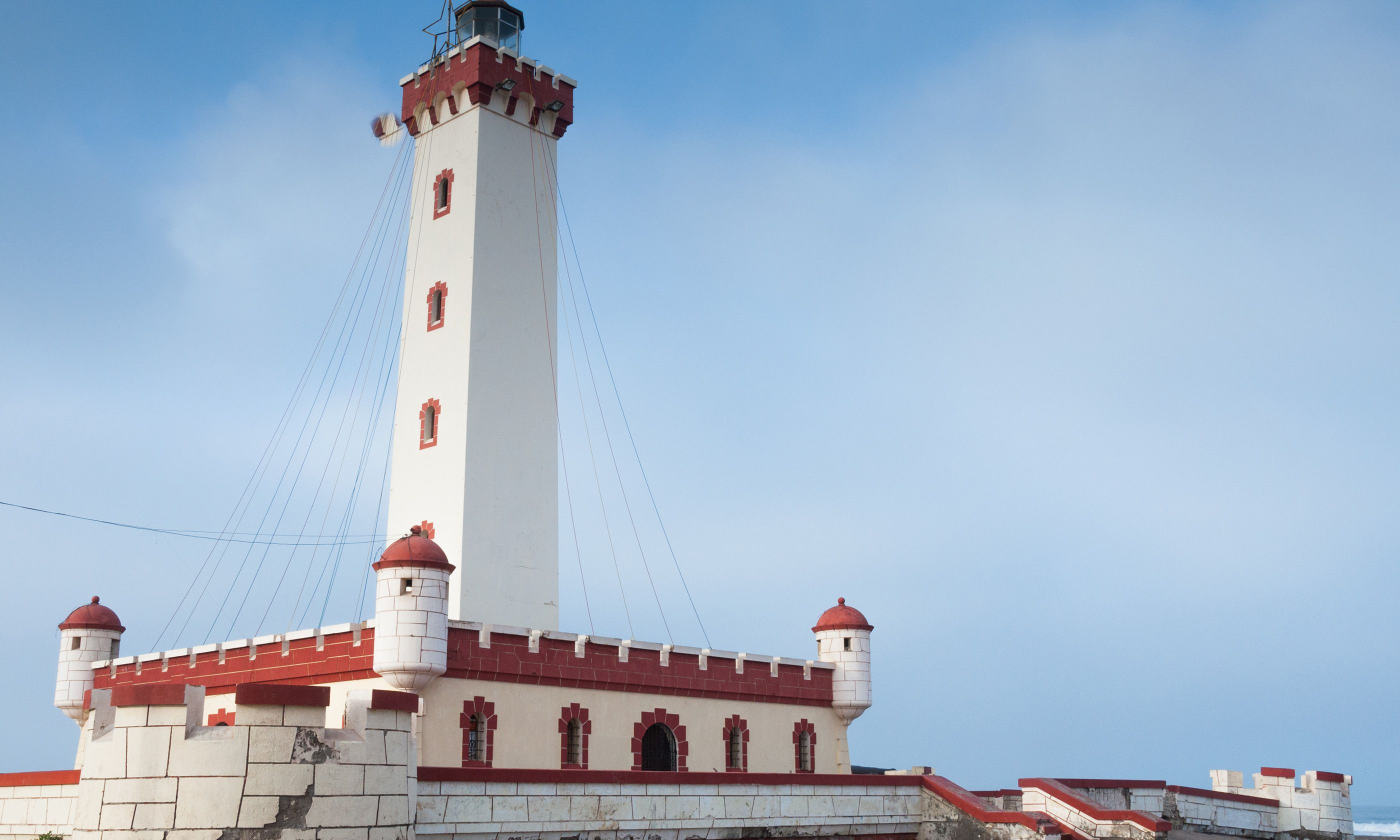 Serán lighthouse, Chile (Shutterstock.com)