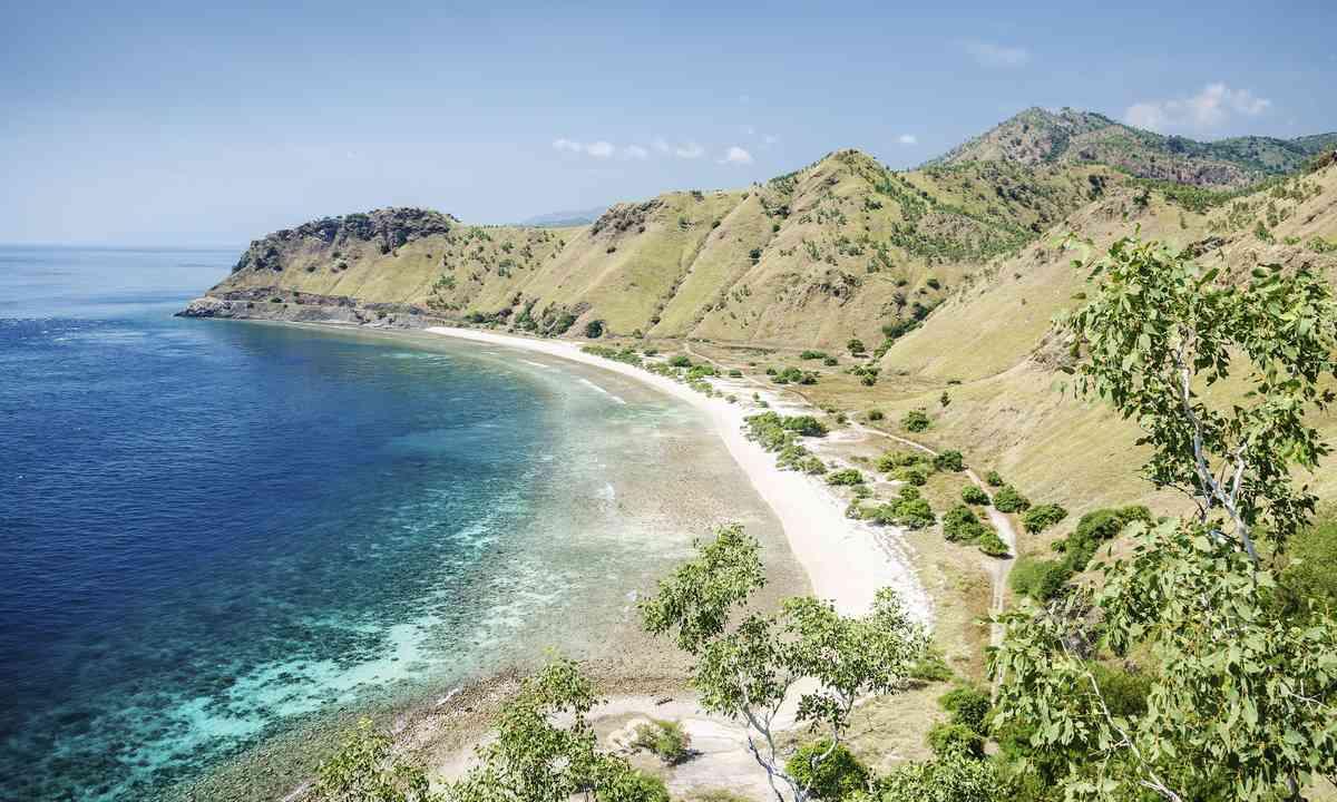 Fatucama beach, East Timor (Shutterstock.com.au)