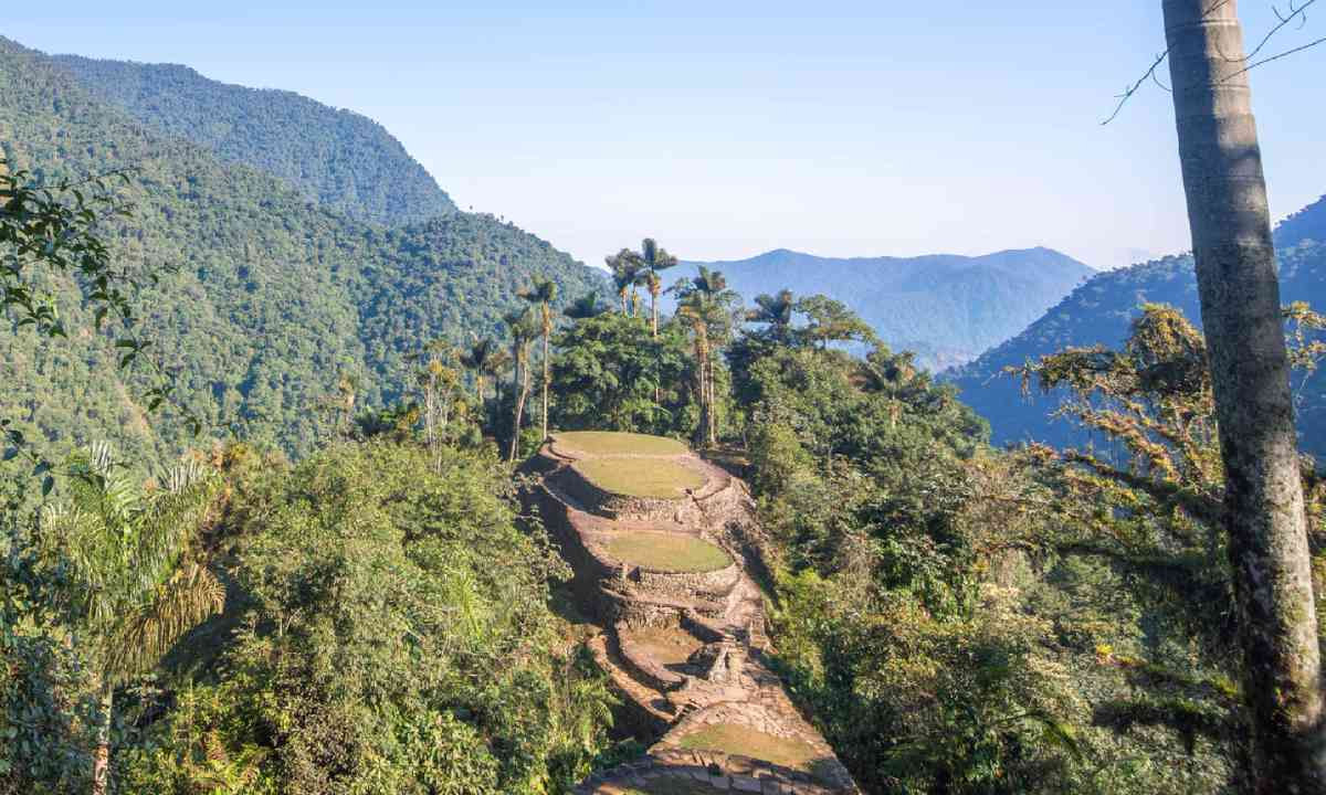 The Lost City, or Ciudad Perdida (Shutterstock)