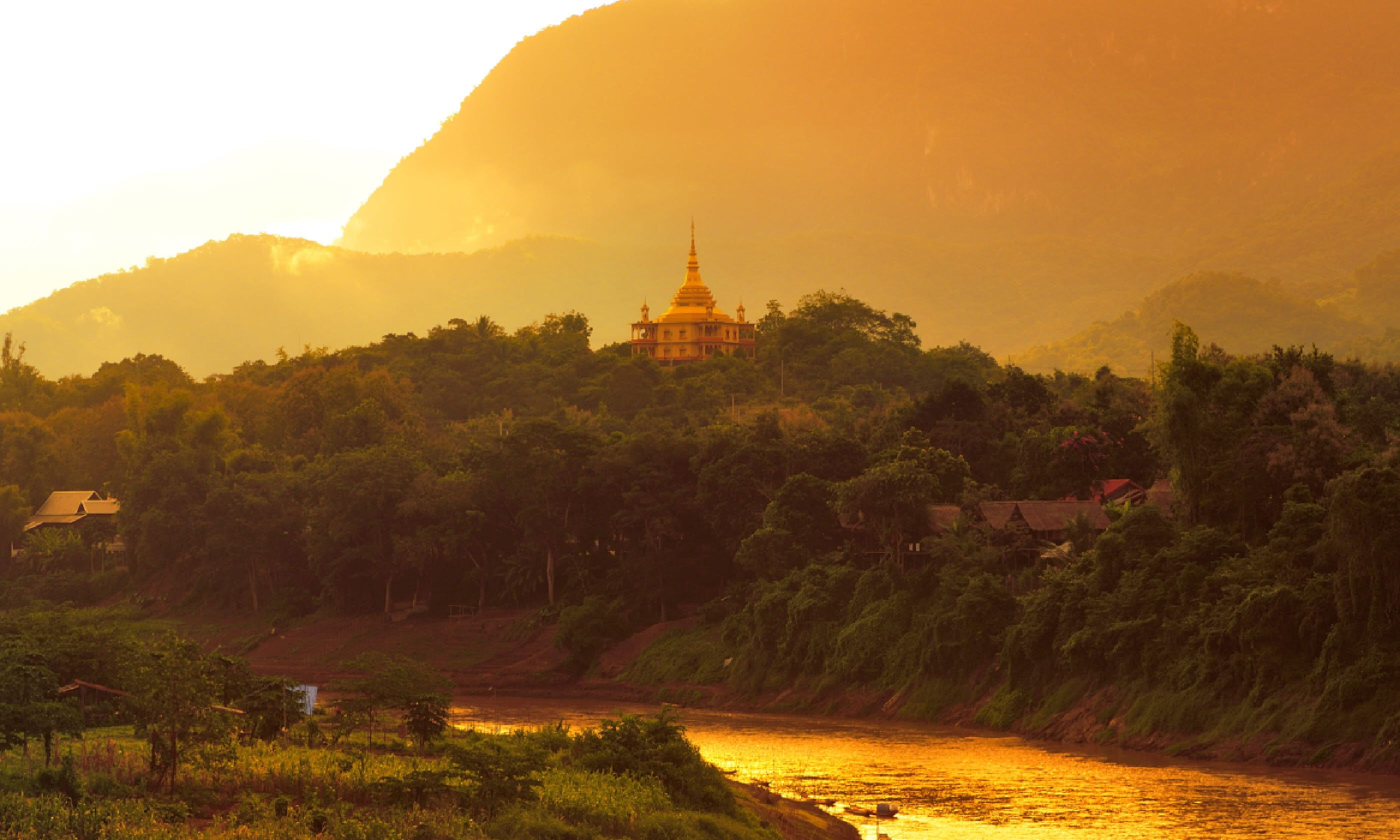 Luang Prabang, Laos (Shutterstock)