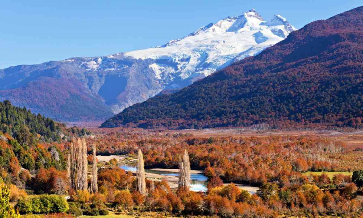 Tronador, Argentina (Shutterstock)