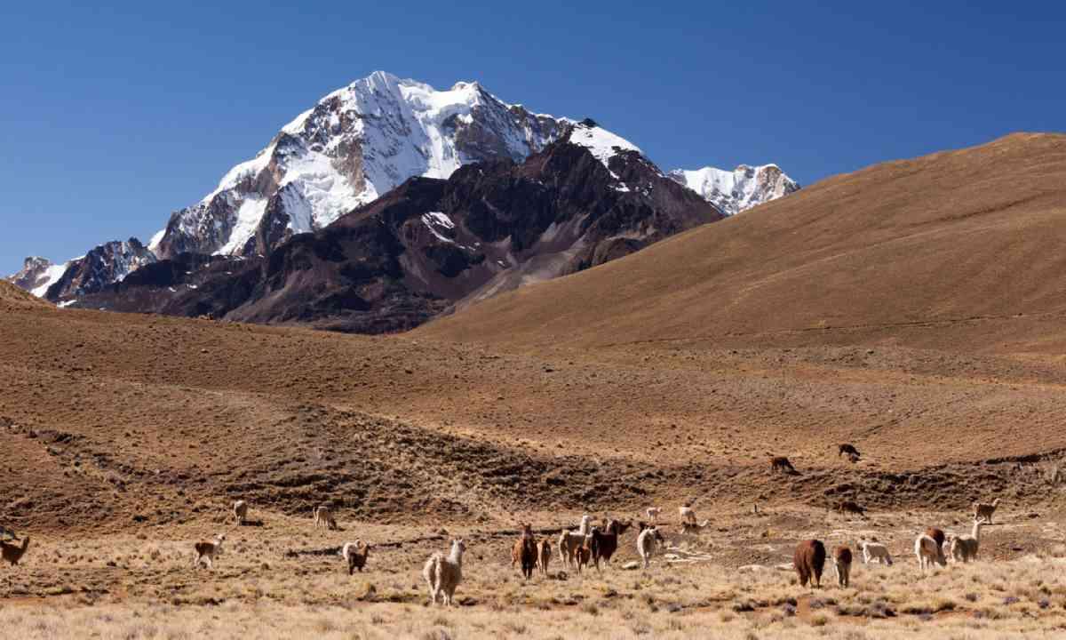 Condoriri Trek (Shutterstock)