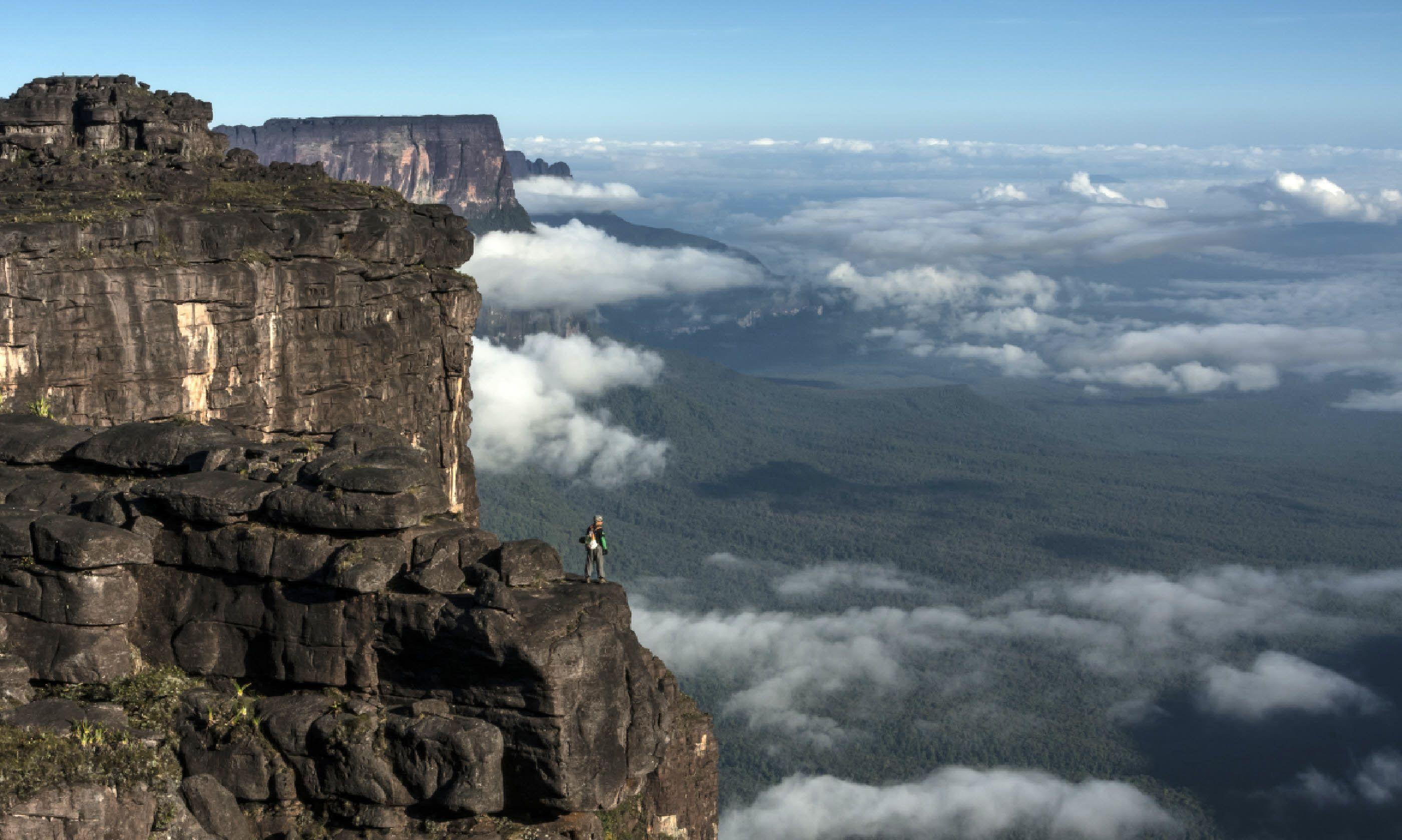 View from Roraima Tepui (Shutterstock)