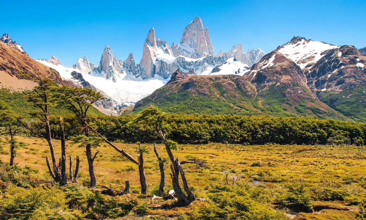 The best walks in South America (that aren't the Inca Trail)