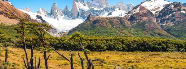 Los Glaciares National Park, Patagonia, Argentina (Shutterstock: see credit below)