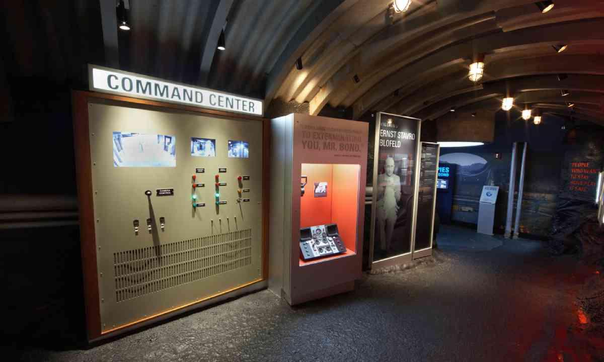 Spy Museum Washington