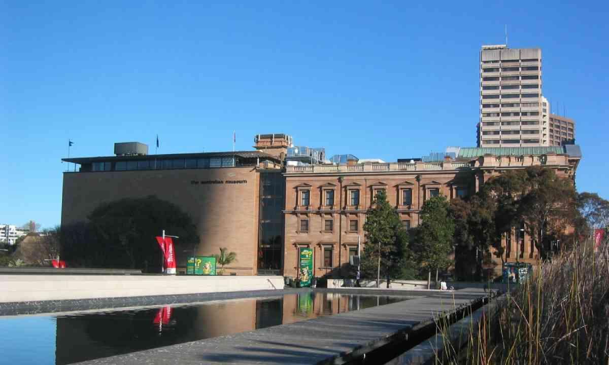 The Australian Museum (Shutterstock)