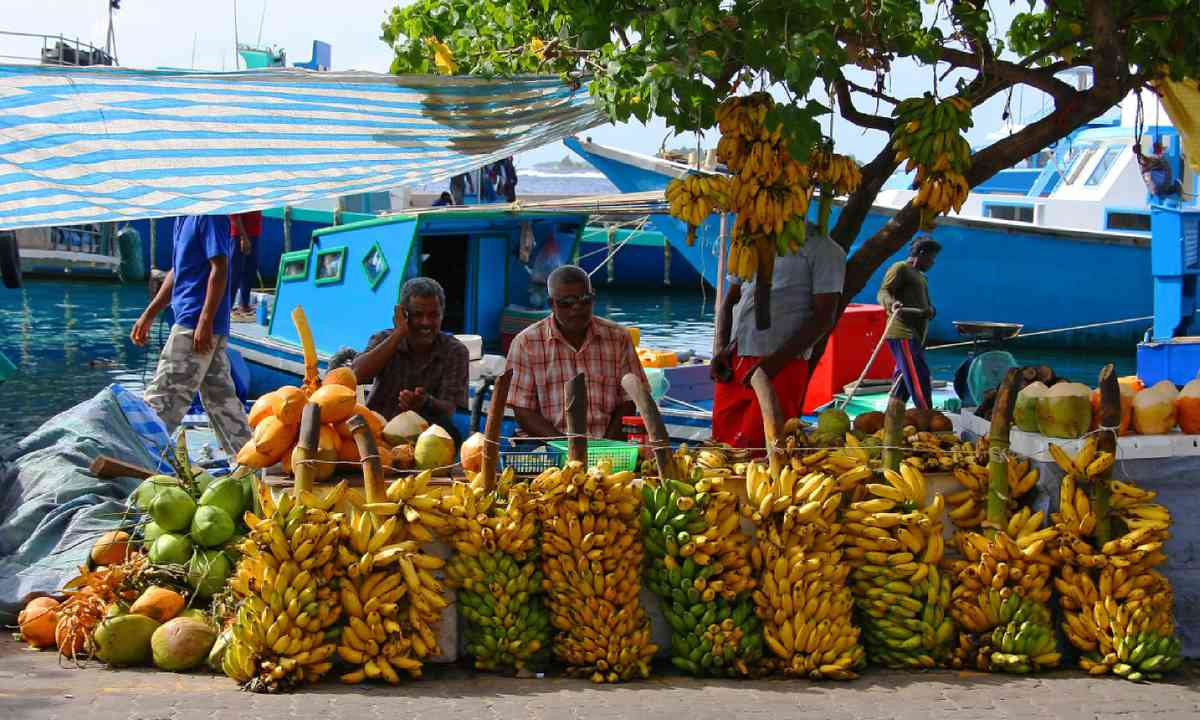 Street vendors, Male (Shutterstock)