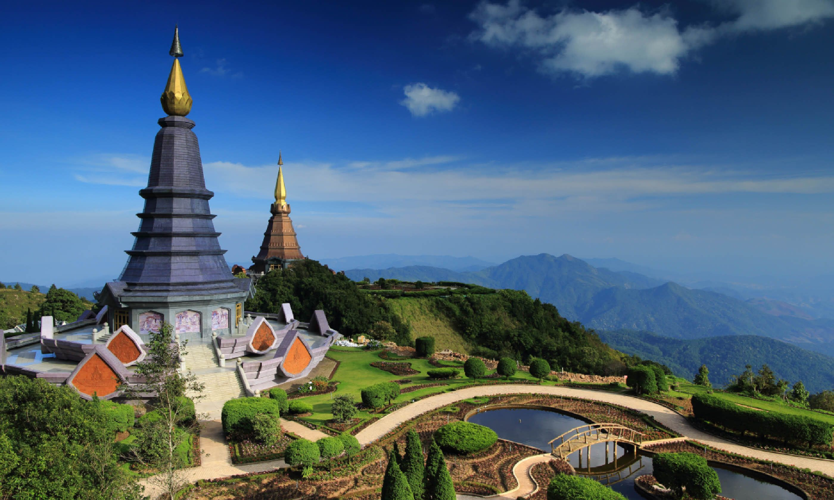 Doi Inthanon National Park (Shutterstock)