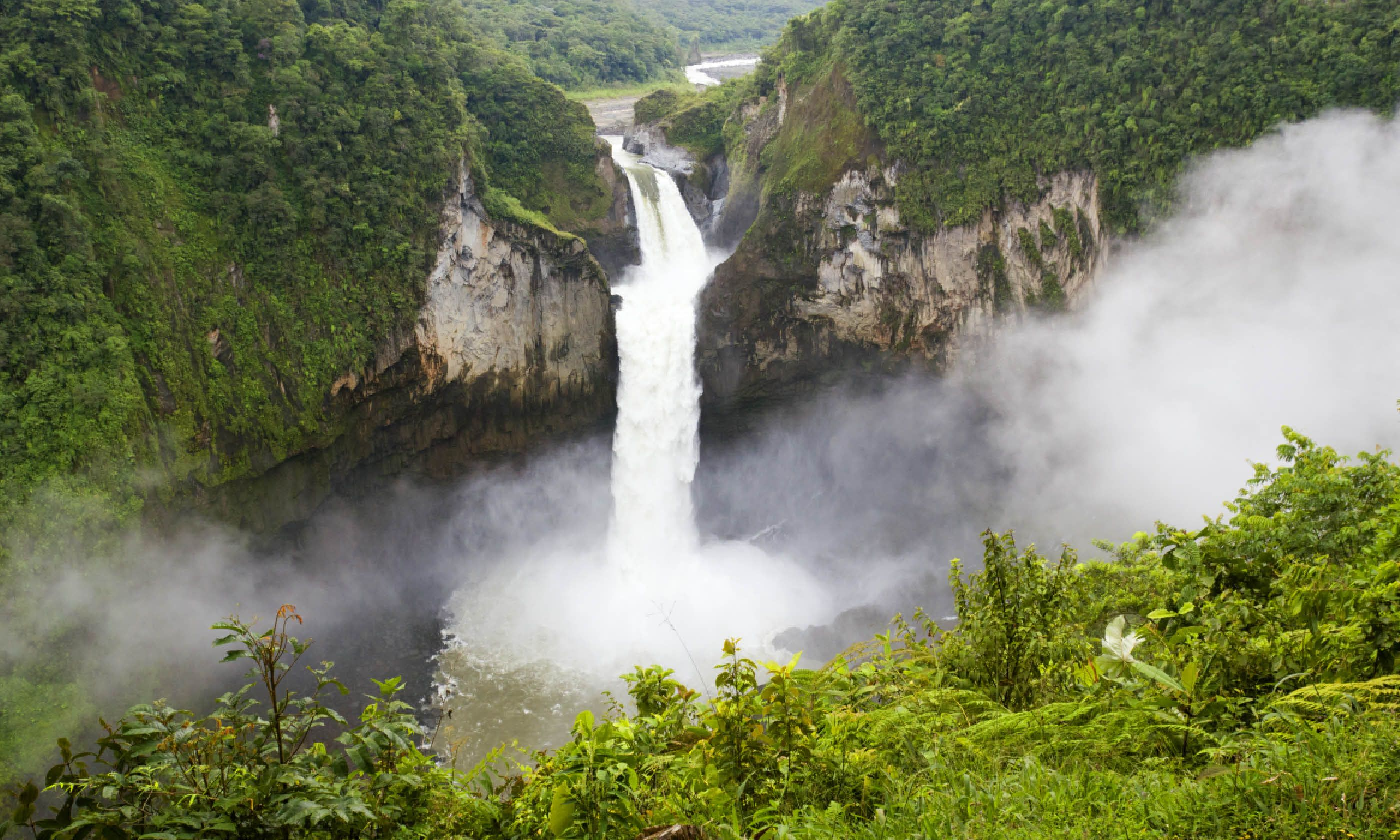 San Rafael Falls (Shutterstock)