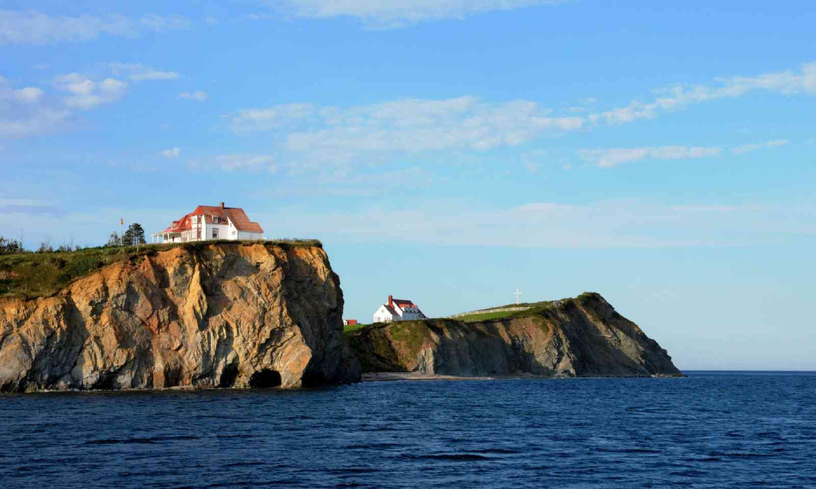 The coast of Perce in Gaspesie (Shutterstock)