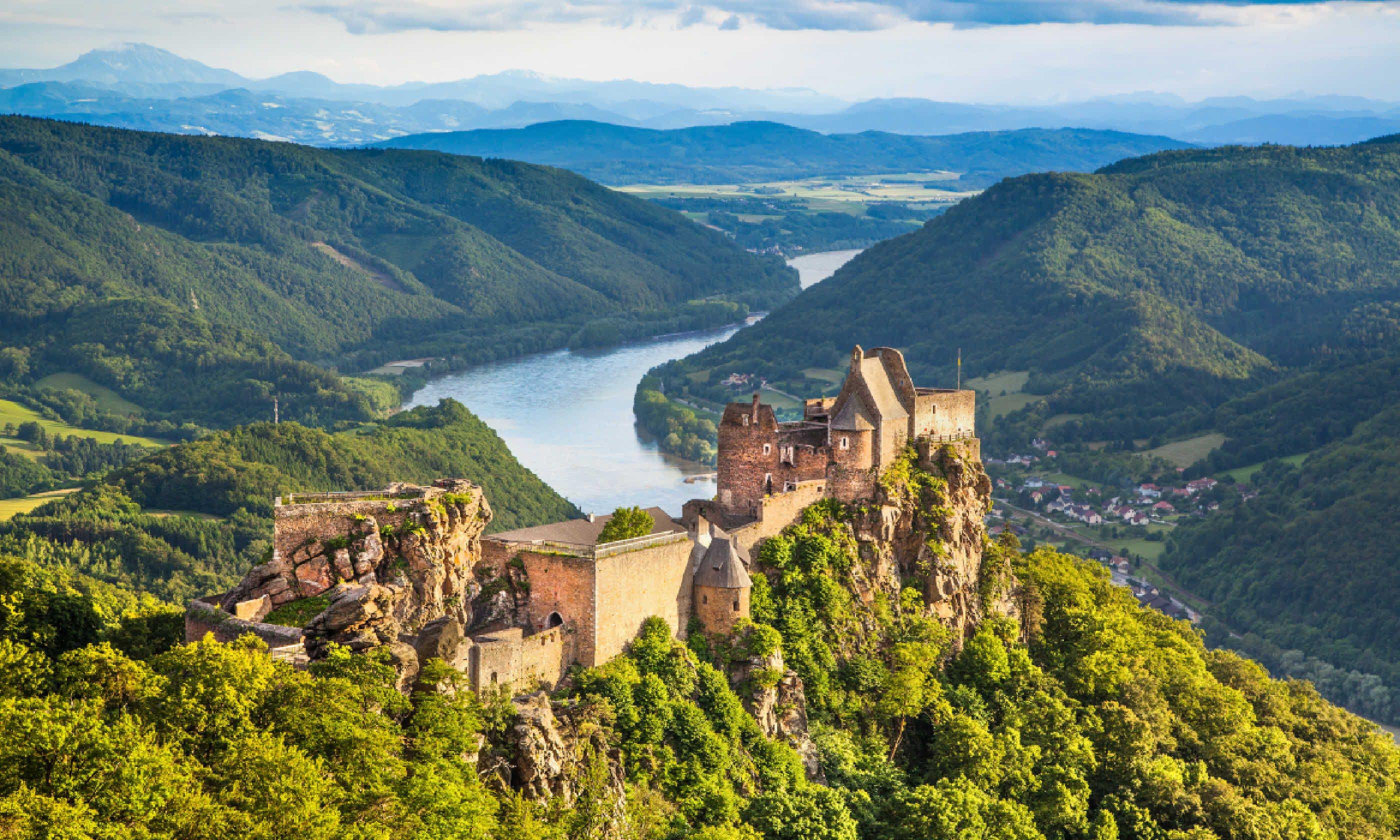 Danube river (Shutterstock)