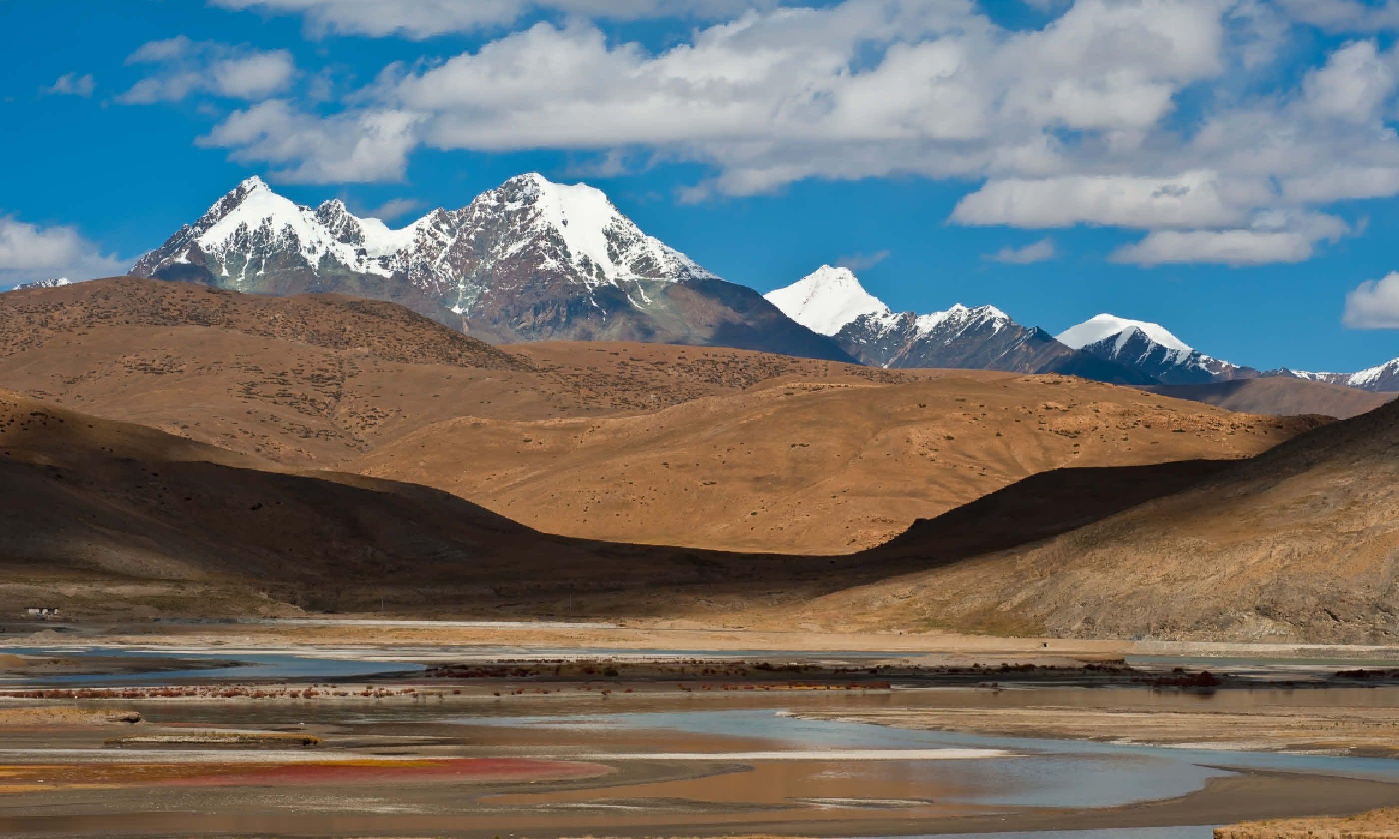 Brahmaputra river (Shutterstock)