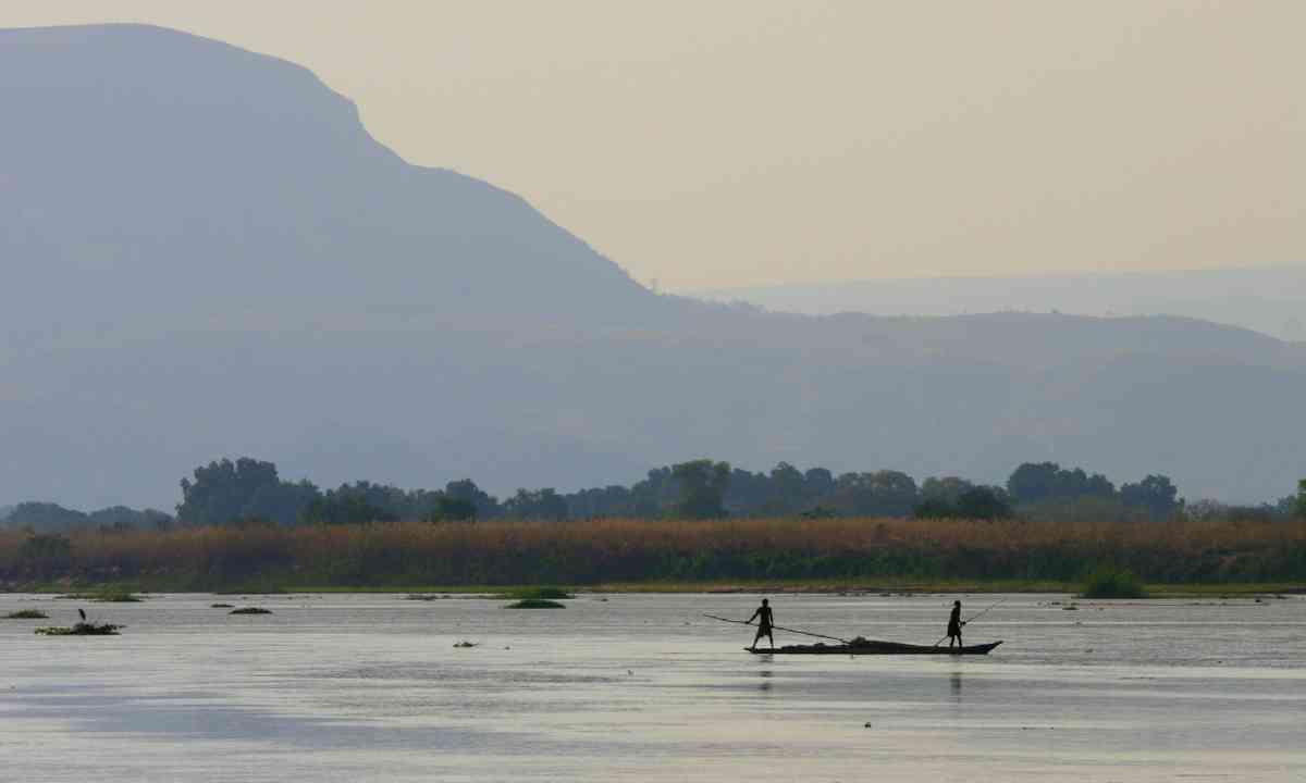 Tsiribihina river (Shutterstock)