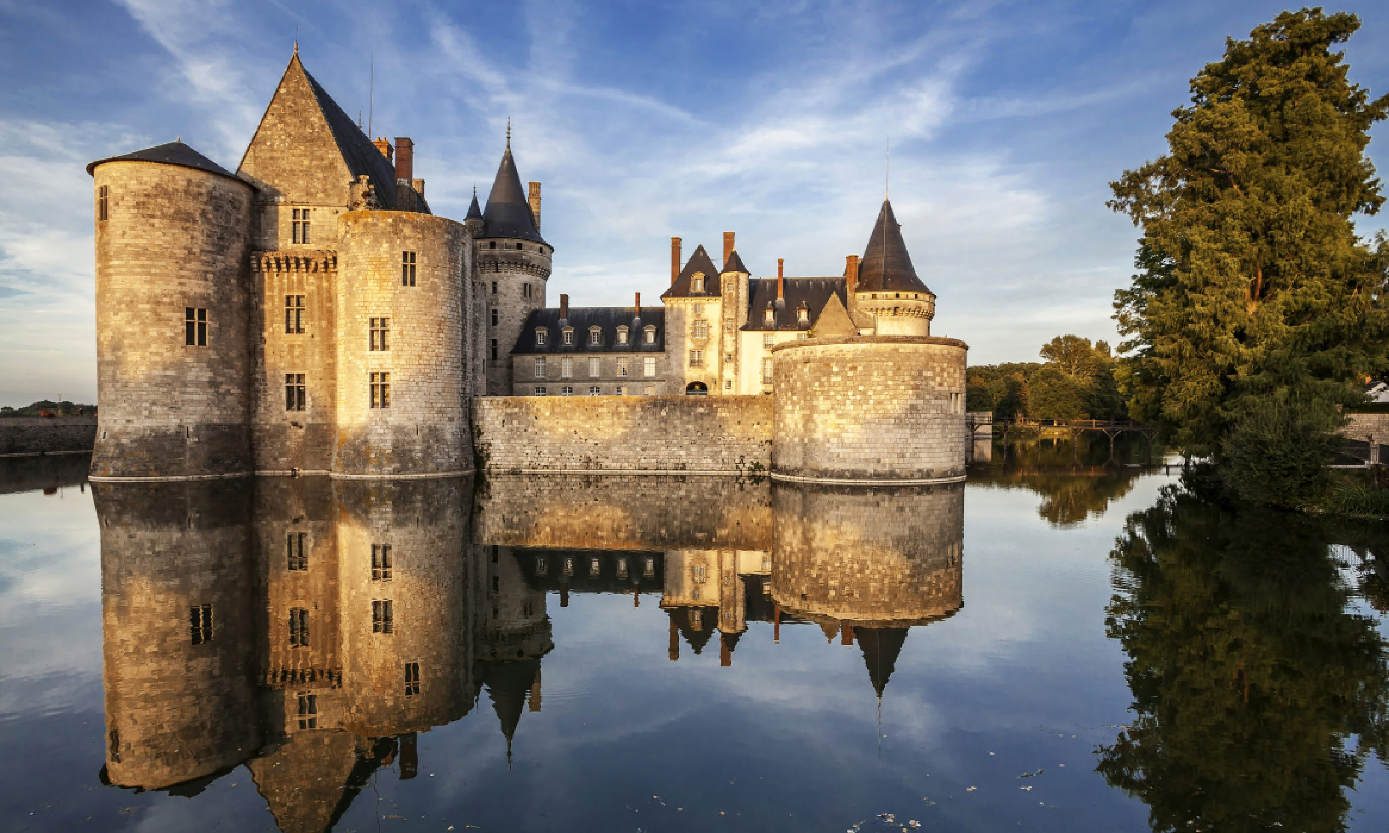 Chateau of the Loire Valley (Shutterstock)