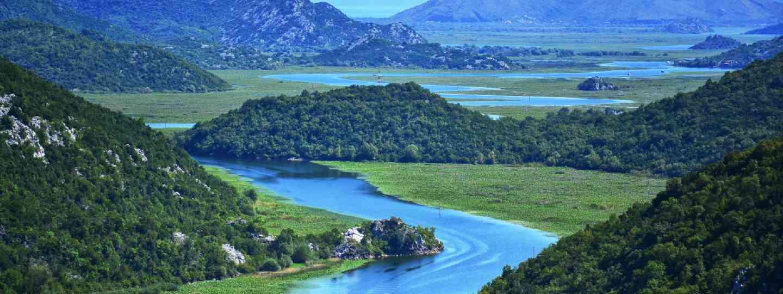 Amazon river panorama (Shutterstock: see credit below)