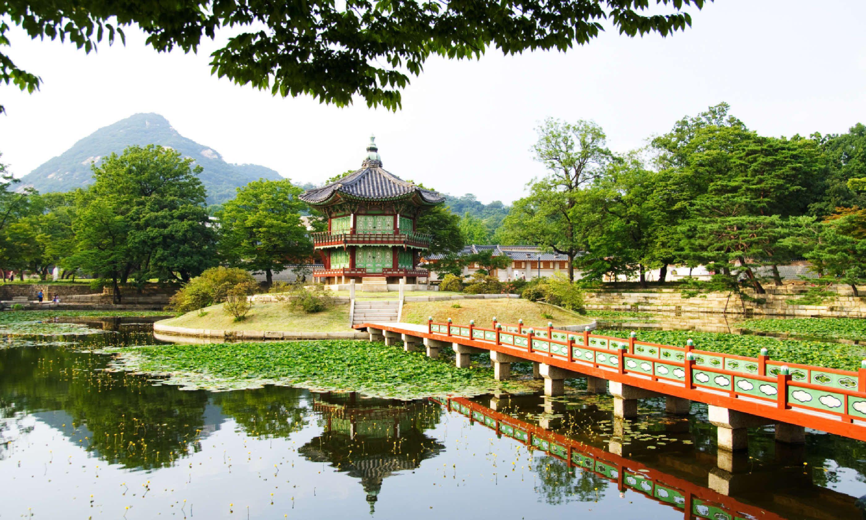 Emperor palace in Seoul (Shutterstock)