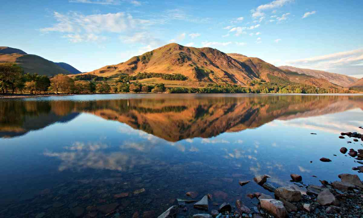 Lake Buttermere, Lake District (Shutterstock)