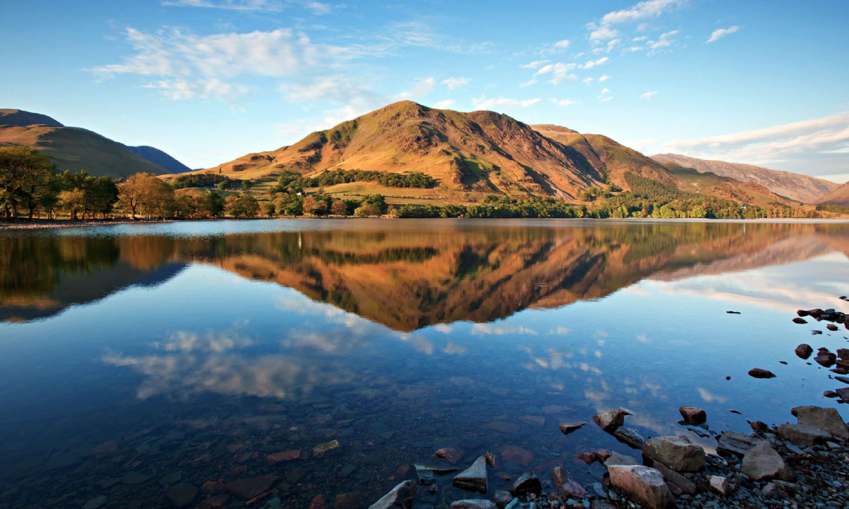 Lake Buttermere, Lake District (Shutterstock)