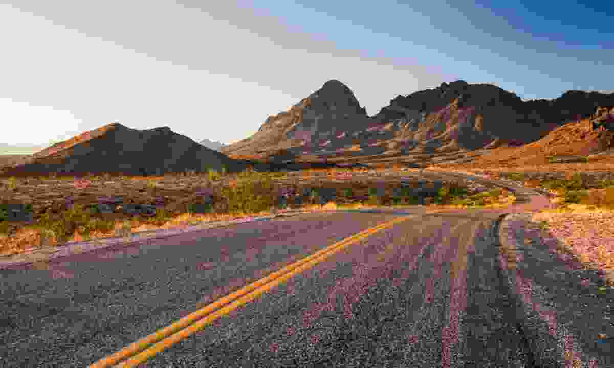 Route 66 (Shutterstock)