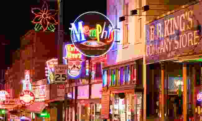 Memphis, USA (Shutterstock)
