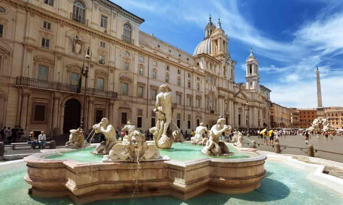Piazza Navona, Rome (Shutterstock)