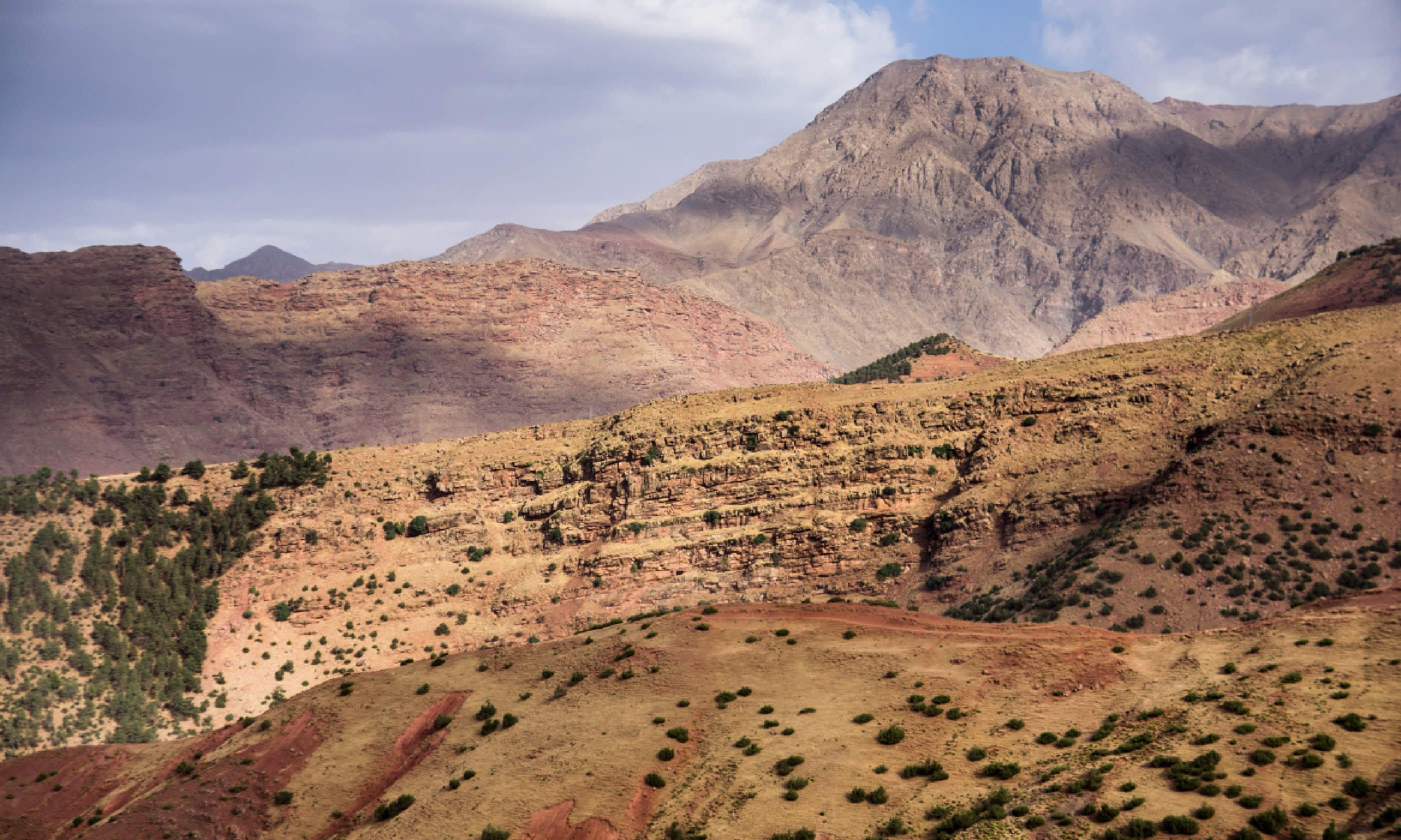 Toubkal National Park, High Atlas, Morocco (Shutterstock)
