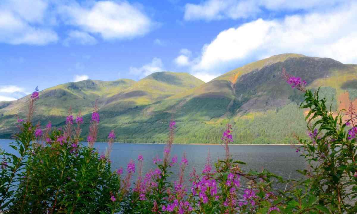 Loch Lochy, Lochaber (Shutterstock)