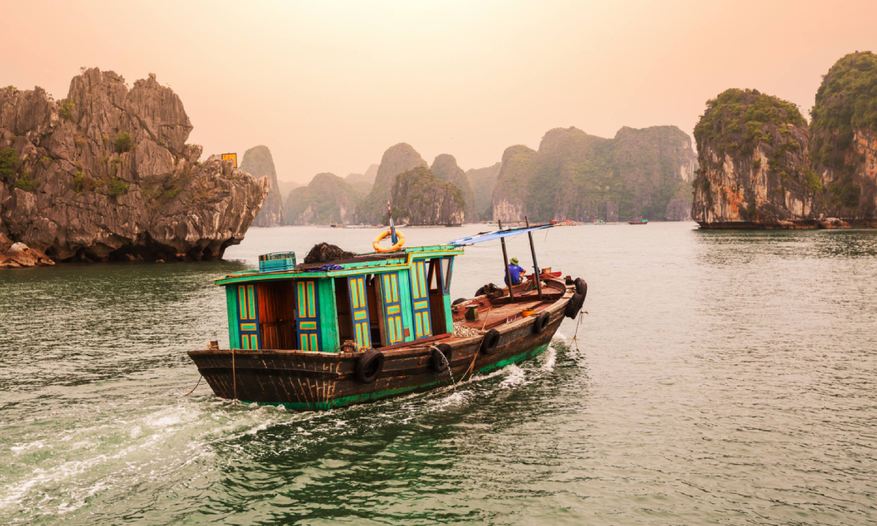 Halong Bay (Shutterstock)