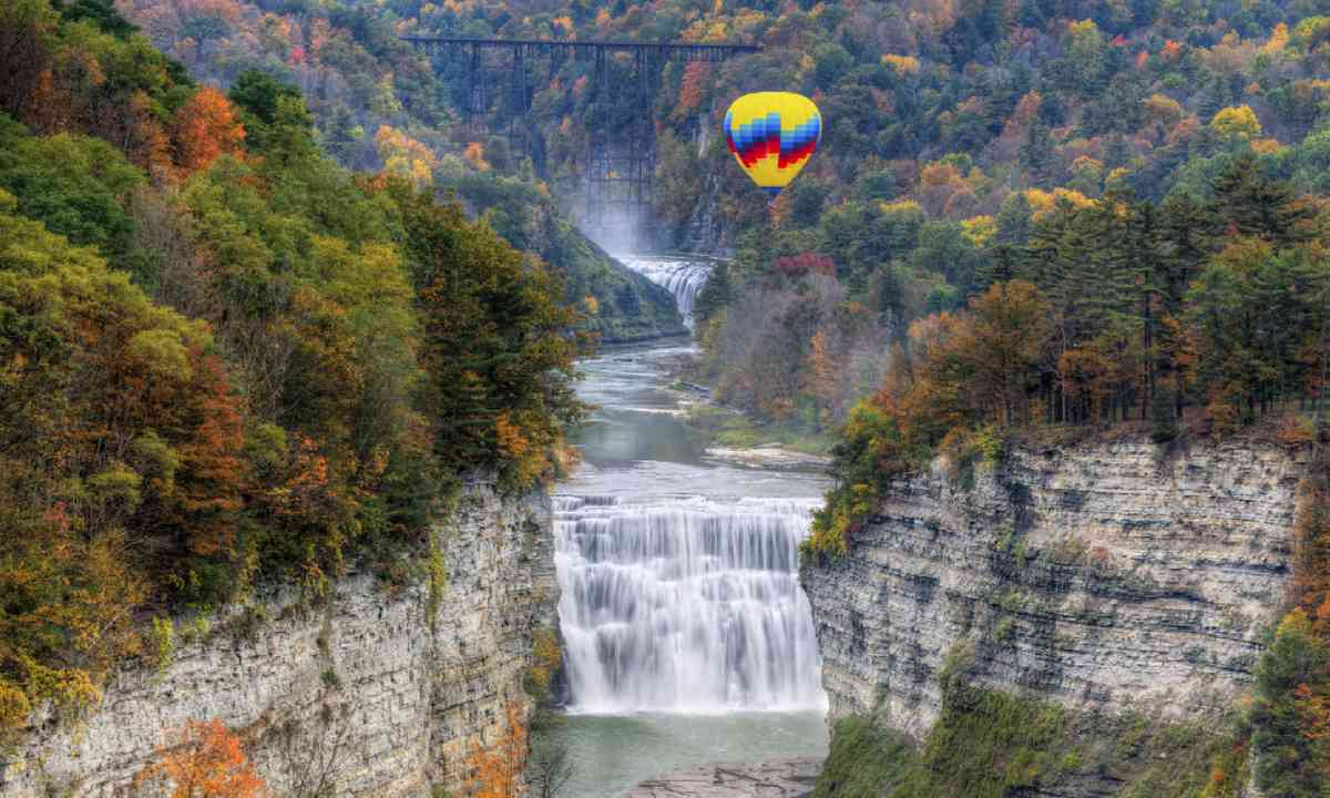 Letchworth State Park (Shutterstock)