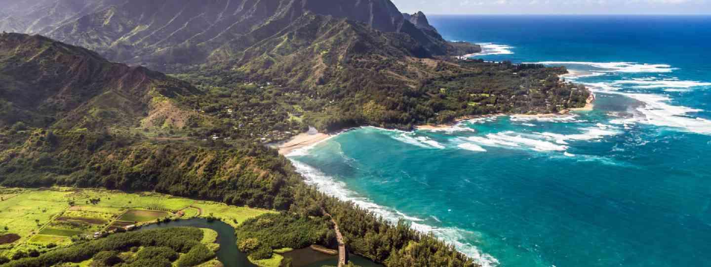 Kauai, Hawaii (Shutterstock: see credit below)
