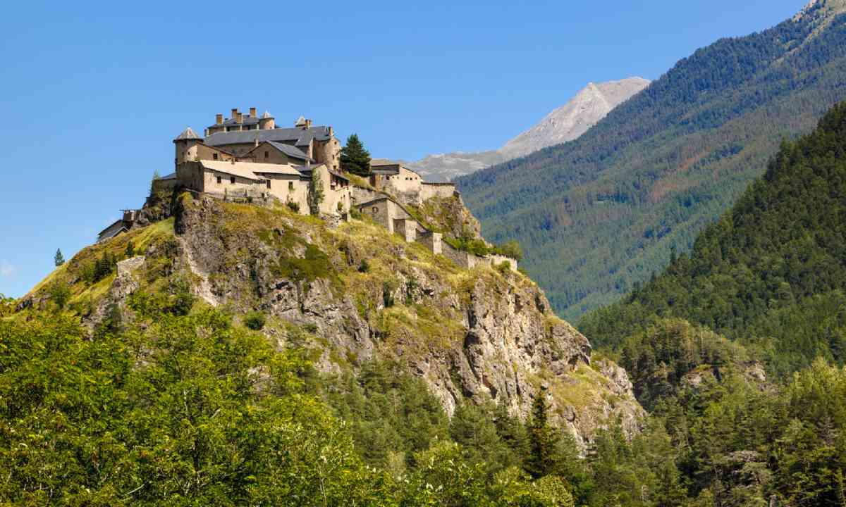 Queyras region of the Southern French Alps (Shutterstock)