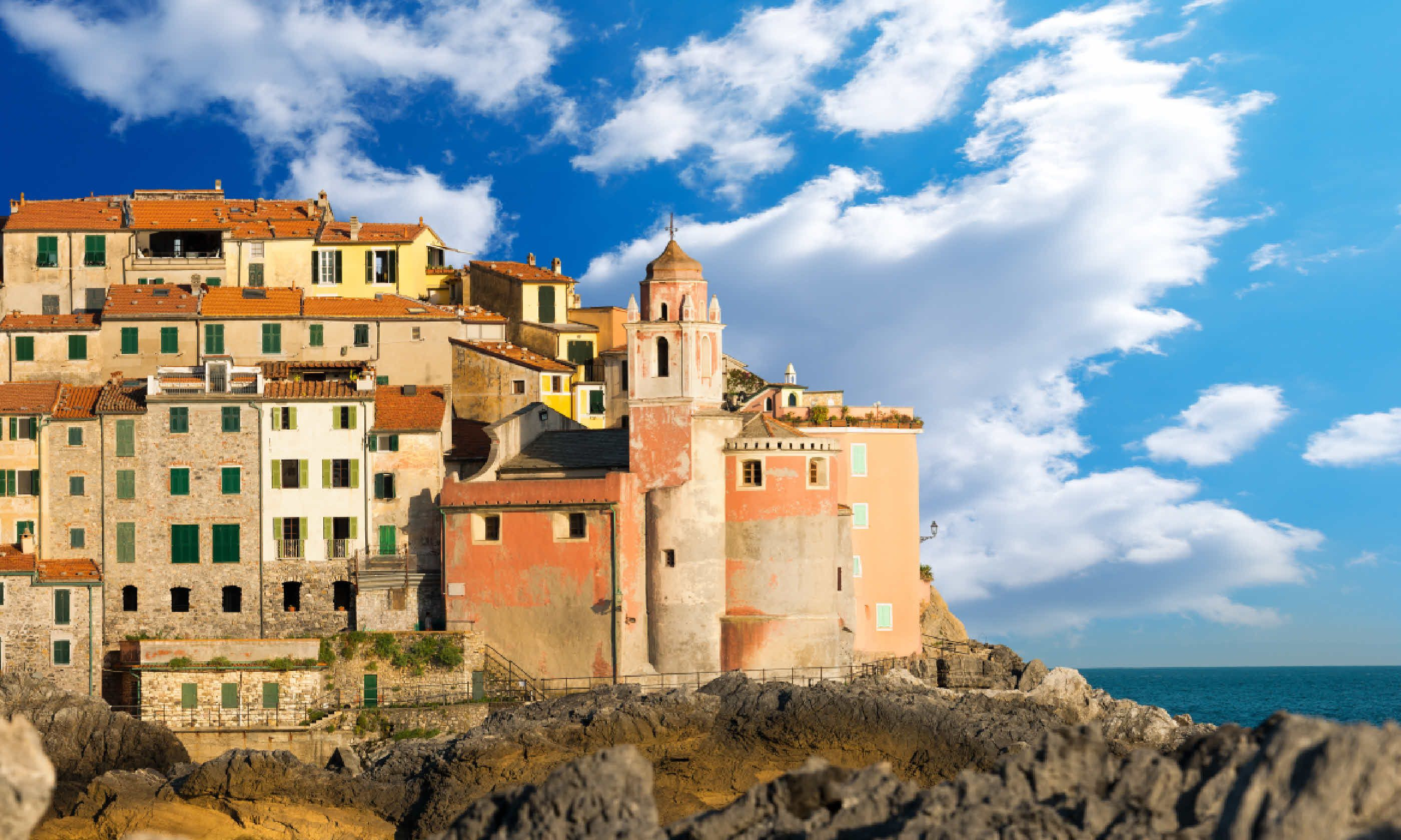 View of Tellaro (Shutterstock)