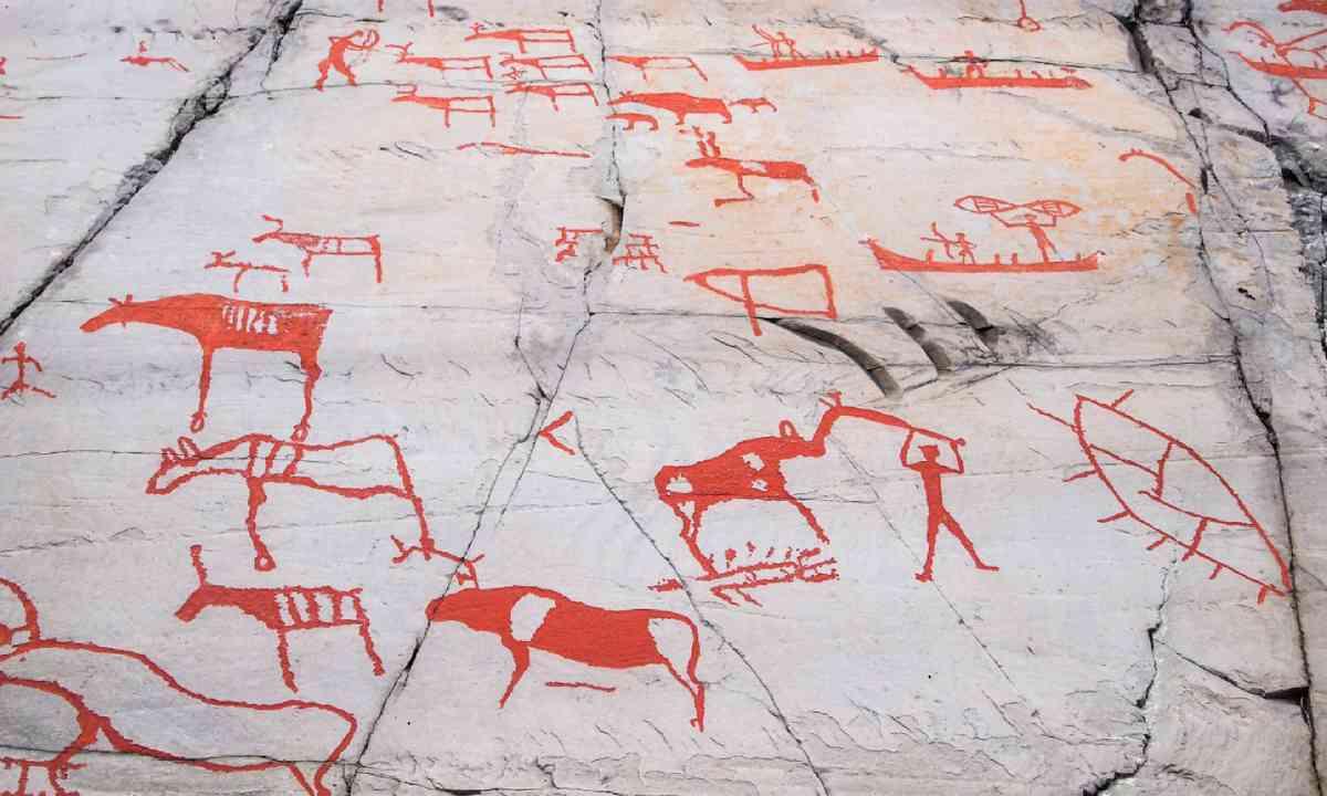 Rock art in Alta Museum (Shutterstock)