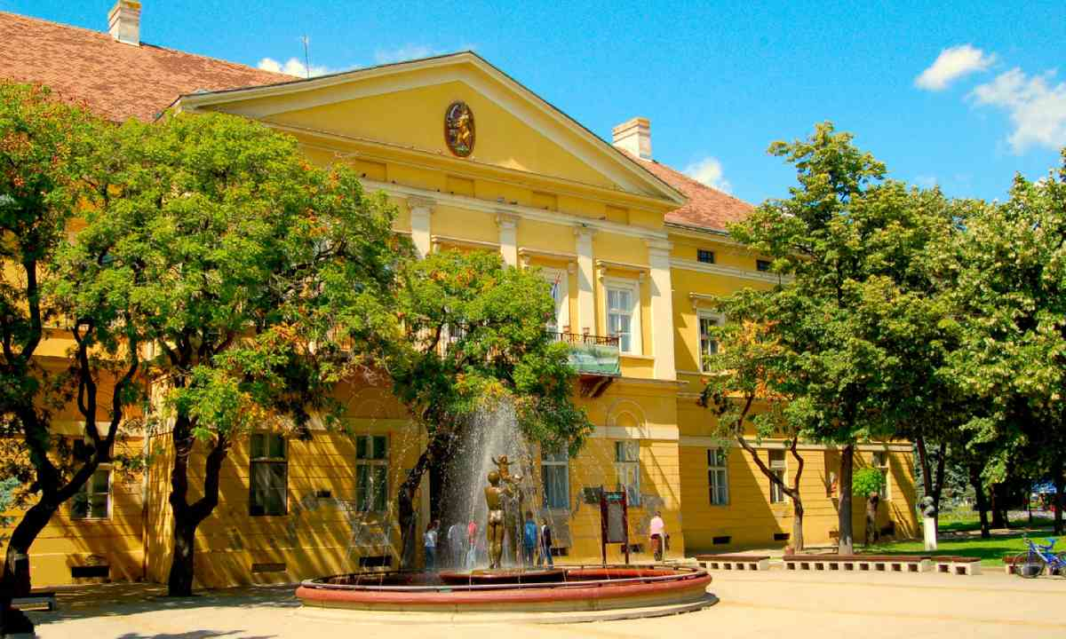 Museum in Kikinda (Shutterstock)