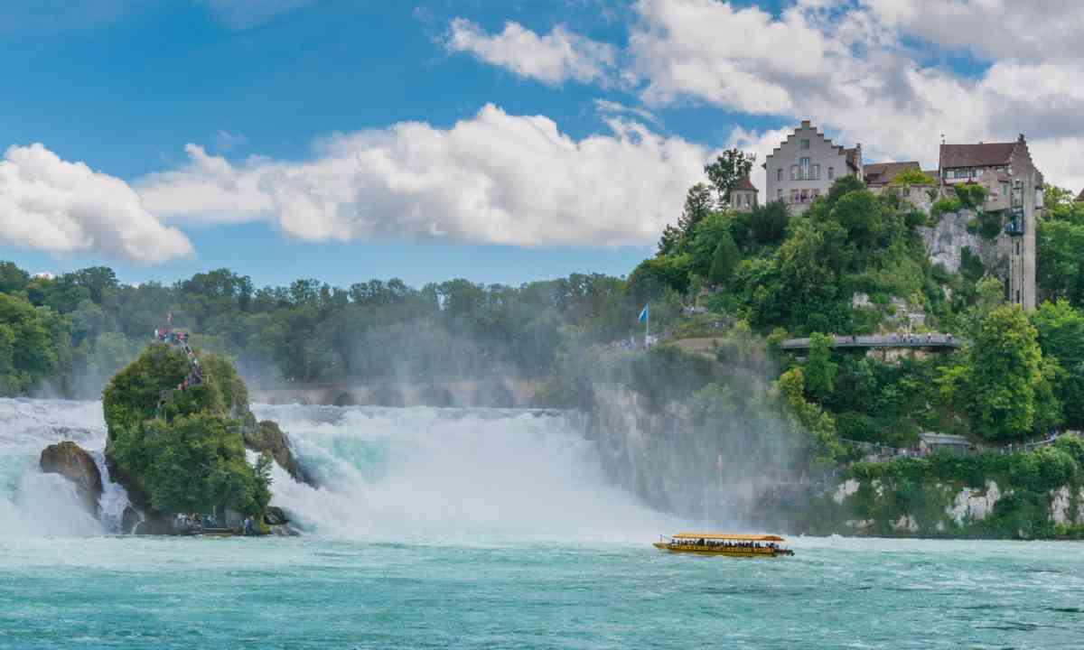 Rhine Falls (Shutterstock)