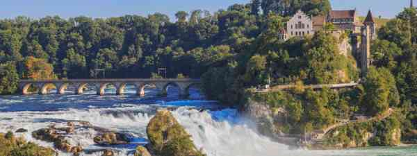 Rhine Falls (Shutterstock: see credit below)