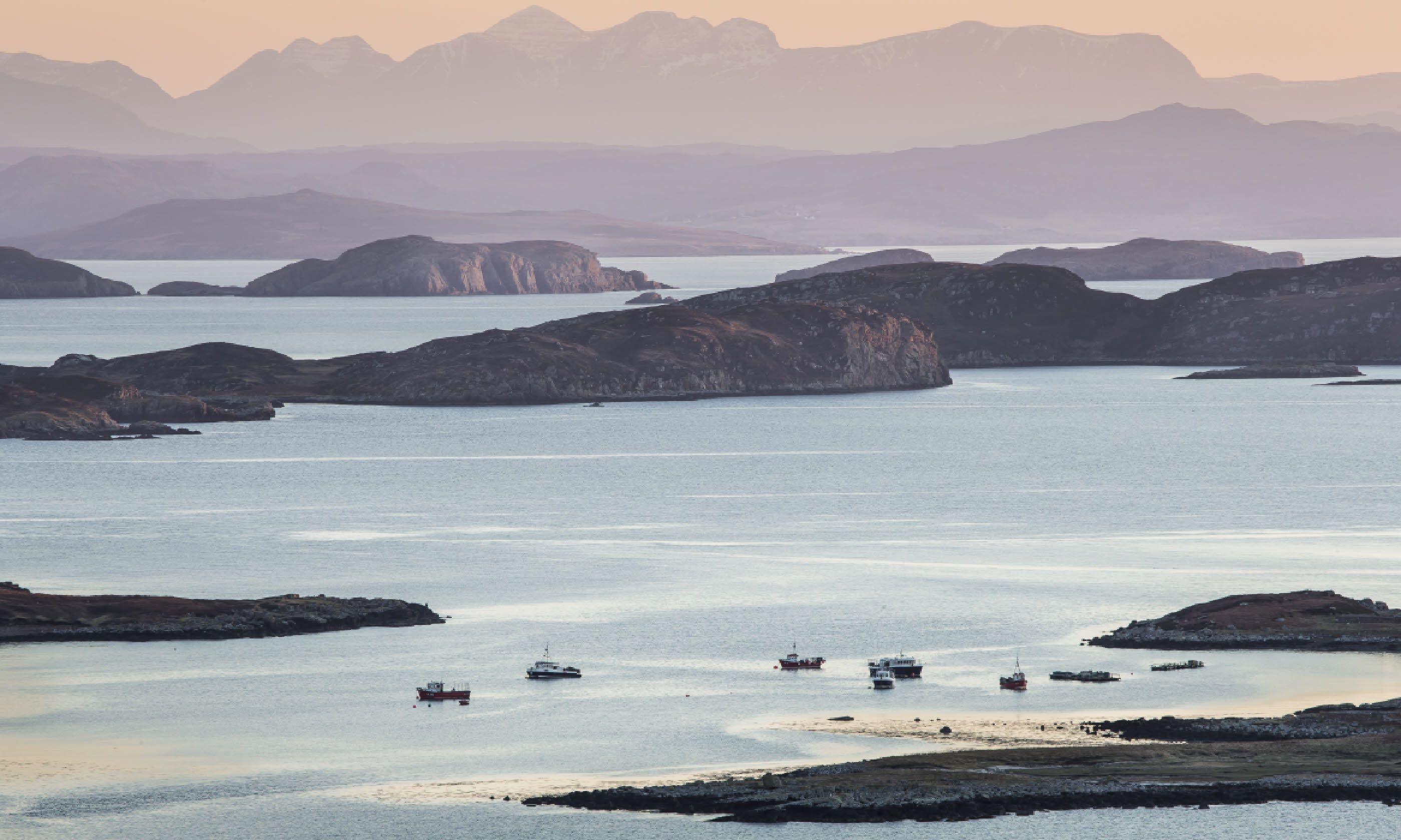 Summer Isles (Shutterstock)