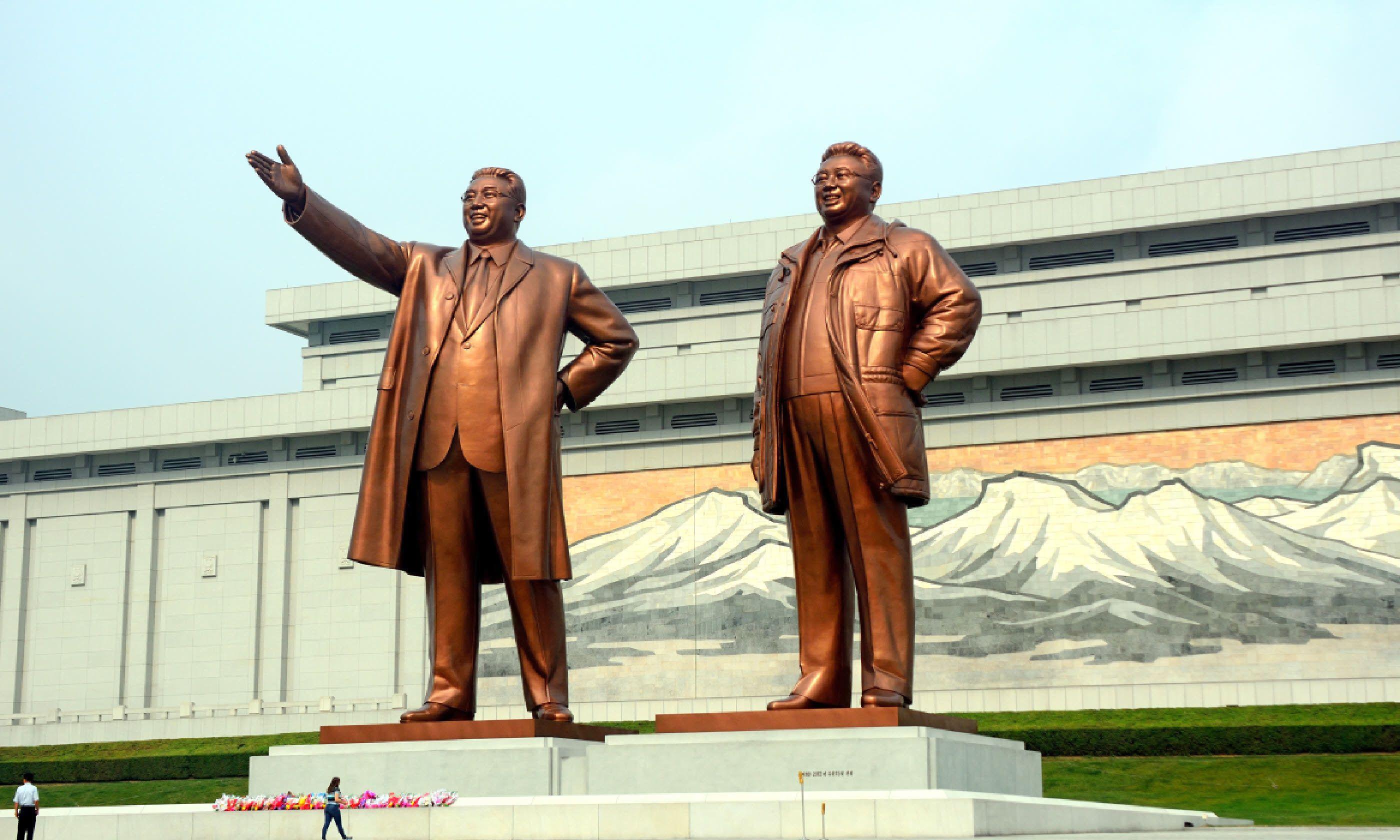 Pyongyang, North Korea (Shutterstock)