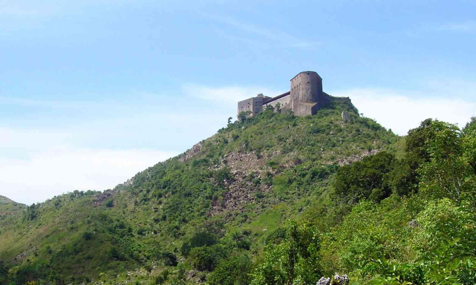 Approche de la citadelle (Flickr Creative Commons: Rémi Kaupp)