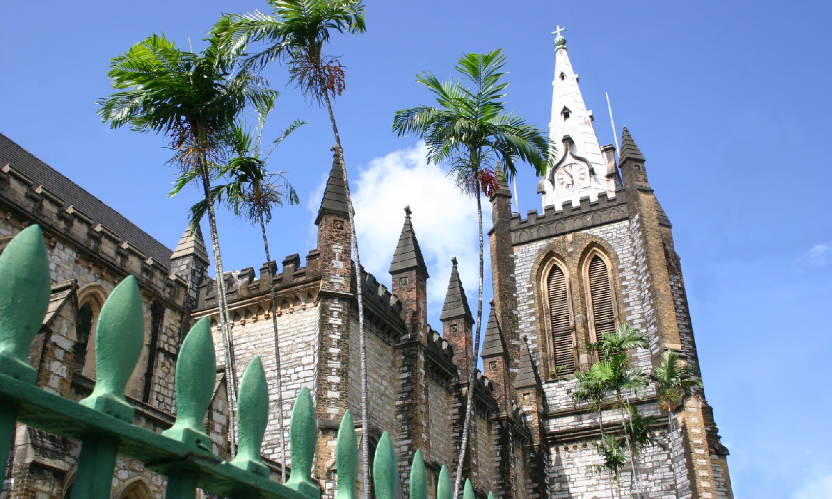 Port of Spain, Trinidad (Shutterstock)
