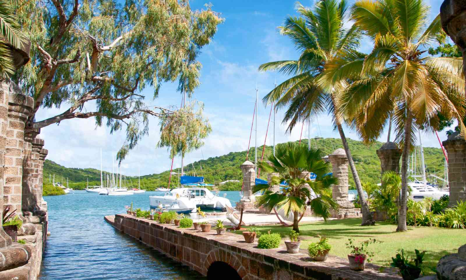 Nelson's Dockyard (Shutterstock)