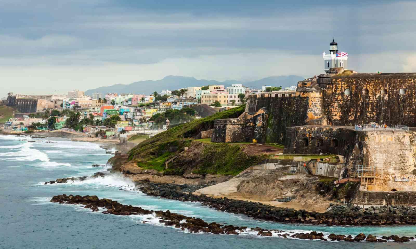 San Juan, Puerto Rico (Shutterstock)