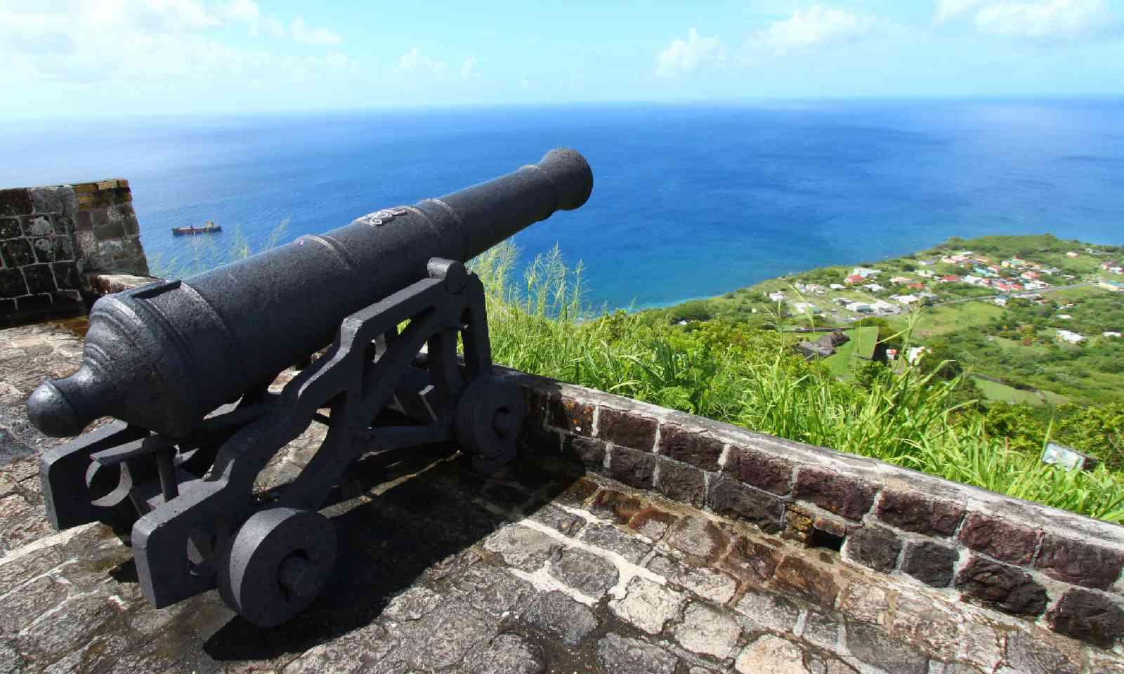 Brimstone Hill Fortress (Shutterstock)