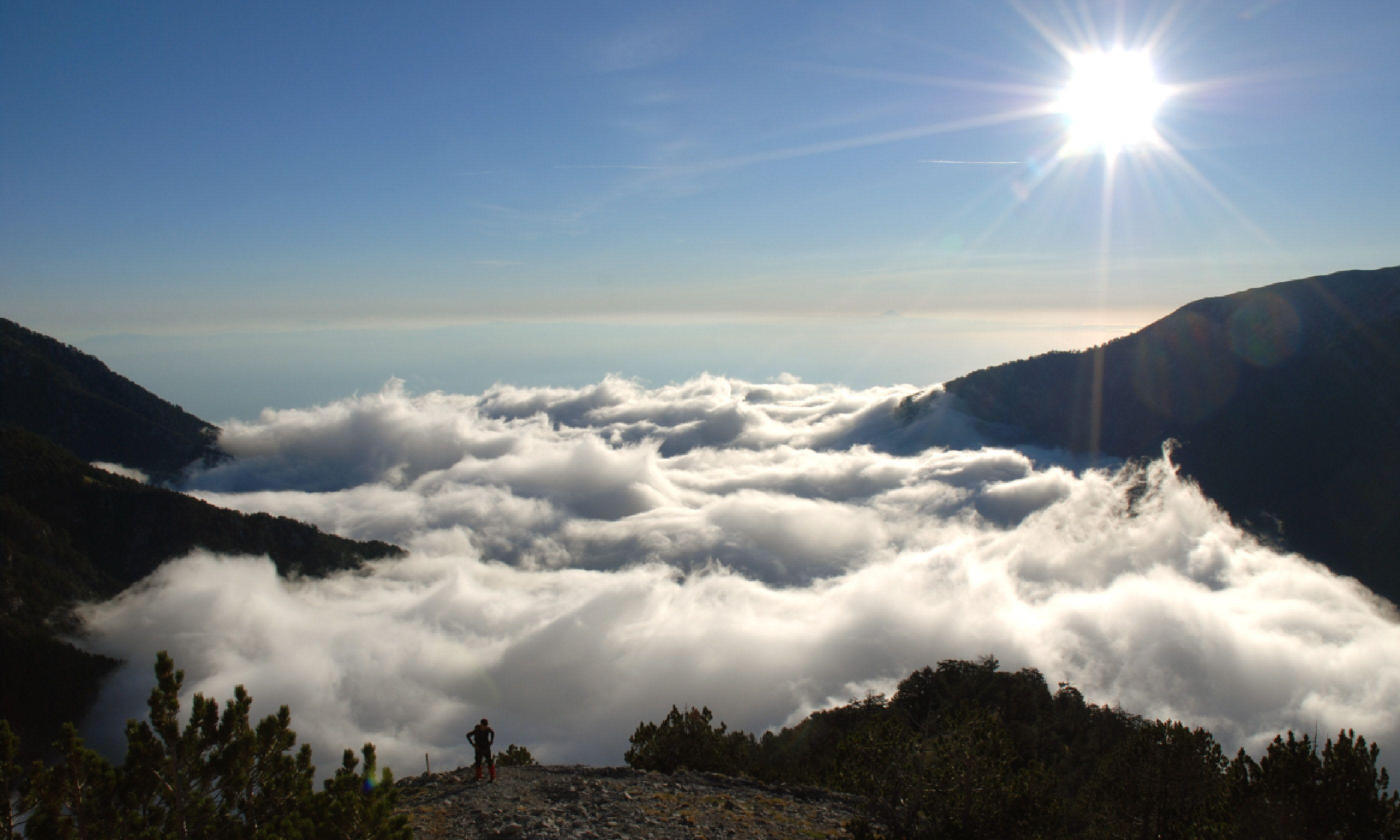 Mount Olympus (Shutterstock)